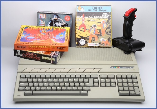 Atari Falcon 030 - Tietokonemuseo
