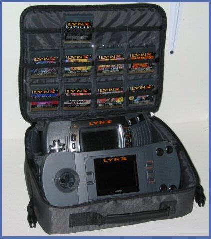 Atari Lynx, II - Tietokonemuseo