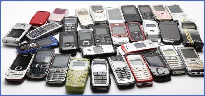 Nokian Kännykät